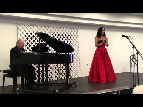 Angela Stewart  Romanian opera singer/La Rondine