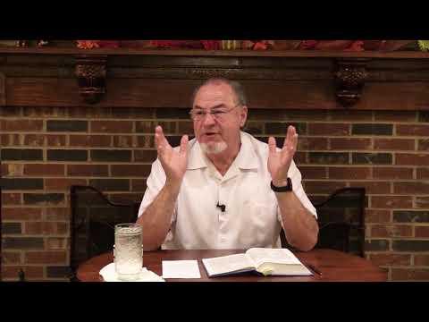 August 20, 2017 Pastor Vernon Moore School of Healing