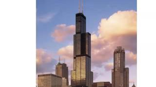 Willis Tower (Sears Tower) |Pictures Of Most Beautiful & One Of The World Best Location To Visit