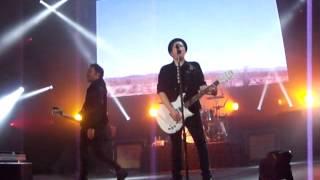 Fall Out Boy - Death Valley (11.01.2014 Monterrey, Mexico)