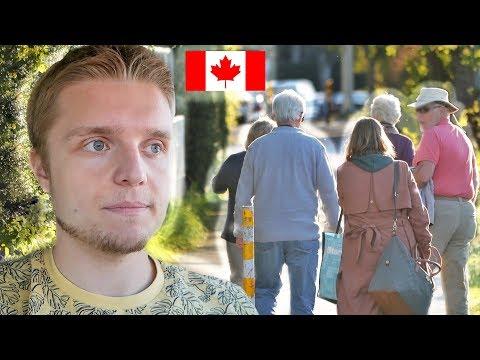 ЖИЗНЬ В КАНАДЕ 2019 - ВОТ КАКИЕ КАНАДЦЫ НА САМОМ ДЕЛЕ! Менталитет Канадцев | Виктория Канада