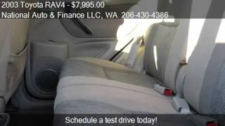 2003 Toyota RAV4  - for sale in Bothell , WA 98012