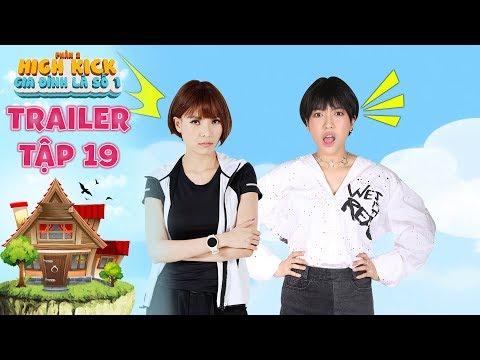 Gia đình là số 1 Phần 2   trailer tập 19: Diệu Nhi hốt hoảng vì bỗng dưng bị Thuý Diễm cho nghỉ việc