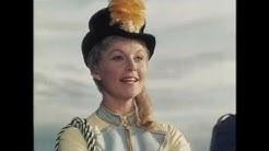 Gunther Philipp, Harald Juhnke, Christine Görner in  Zauber der Montur    Kompletter Film 1958