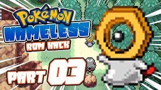 Pokemon Nameless Rom Hack Part 3 MELTAN! Gameplay Walkthrough