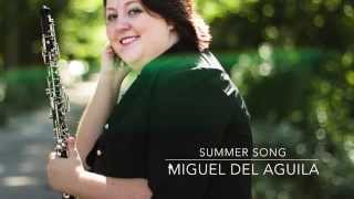 SUMMER SONG- for solo oboe and piano by Miguel del Aguila K. Jones, oboe