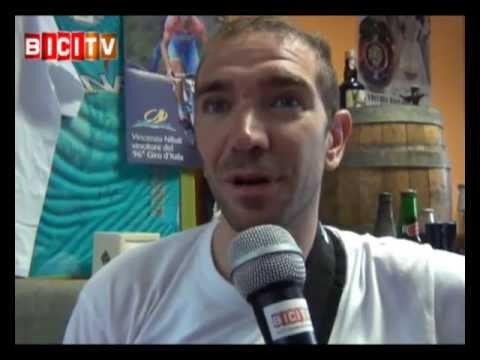 Intervista ad Alessandro Vanotti per la Festa post Giro del suo Fans Club