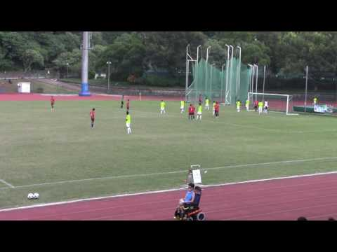 PolyU Soccer vs CUHK 2016_part 1