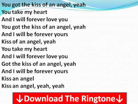 Stan  Kiss Of An Angel Lyrics