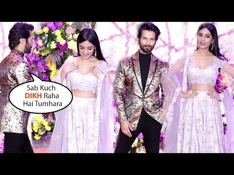 Shahid Kapoor Save Co-Actress Amrita Rao From EMBARRASING Moment In Front Of Media
