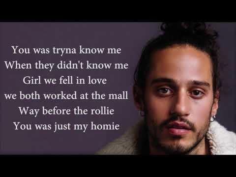Russ - Wife You Up (Lyric/Lyrics Video) By Scott Storch