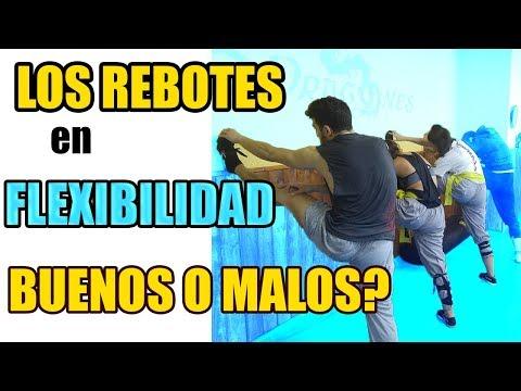 DESMONTANDO MITOS: REBOTES EN FLEXIBILIDAD