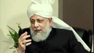 Gulshan-e-Waqfe Nau Lajna, 25 April 2009, Educational class with Hadhrat Mirza Masroor Ahmad(aba)