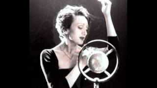 Watch Edith Piaf Mon Manege A Moi video