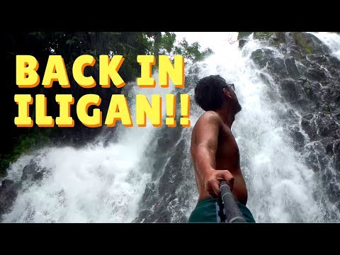 HOME FOR VACATION!!! (Iligan City, Philippines)
