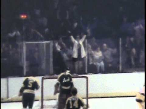 1970s LA KINGS vs. California Seals hockey footage discovered