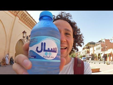 Productos de Coca-Cola en ÁRABE! | Marruecos