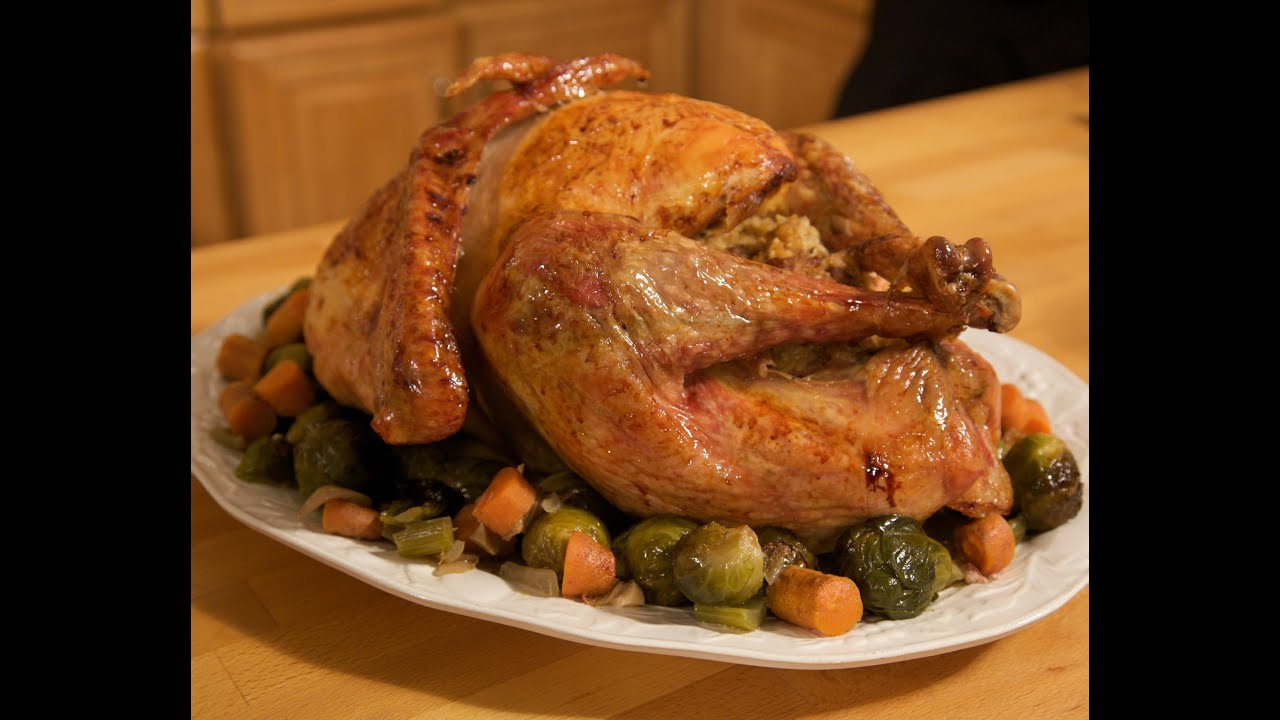 Italian thanksgiving turkey recipe rossella 39 s cooking for Italian entree recipes