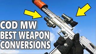 COD Modern Warfare - Most Interesting Weapon Conversions & Modifications