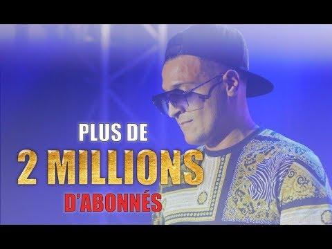 DJ Hamida - 2 Millions D'abonnés !