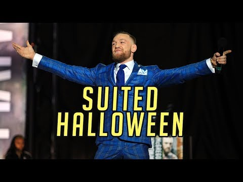 10 Last Minute Suited Halloween Costumes || Men's Fashion 2017 || Gent's Lounge
