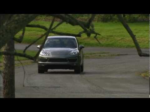 2011 Porsche Cayenne S Hybrid HD Video Review