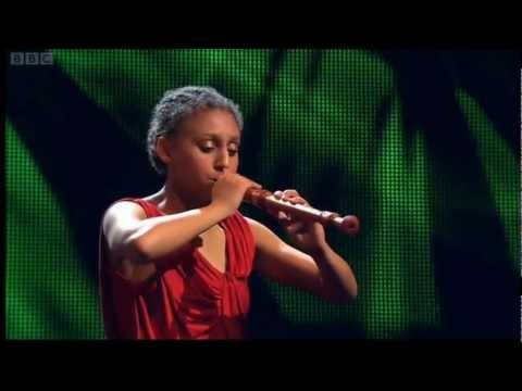 Charlotte Barbour-Condini - BBC Young Musician 2012 - Recorder - Music for a Bird
