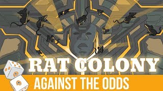 Against the Odds Rat Colony Standard