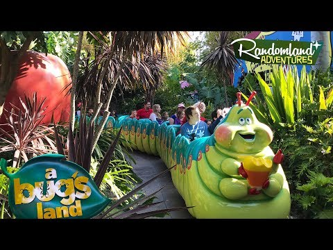 A Bugs Land Farewell at Disney California Adventure! Disneyland Resort