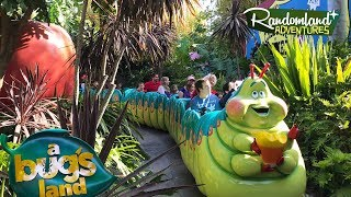 A Bugs Land Farewell (And complete tour!) at Disney California Adventure! Disneyland Resort