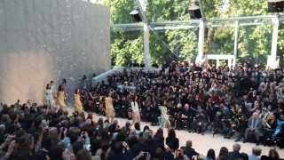 Full Show - Burberry Prorsum Womenswear S/S14 - shot entirely with iPhone 5s