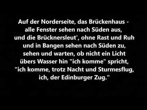 Deutsche gedichte balladen