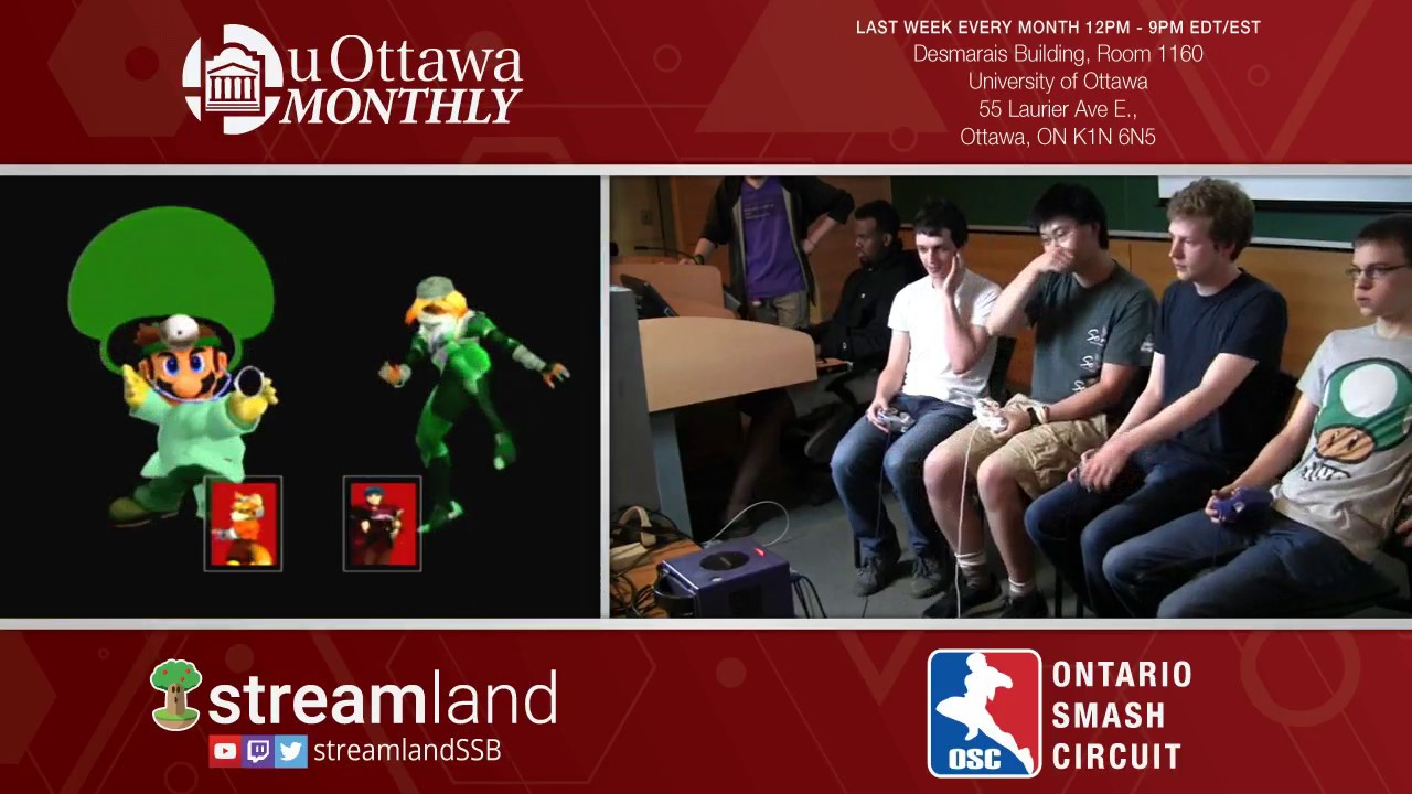 UOttawa Monthly 3 Doubles WS Delirium HollywoodCG Vs WTF MitchBerryCrunch