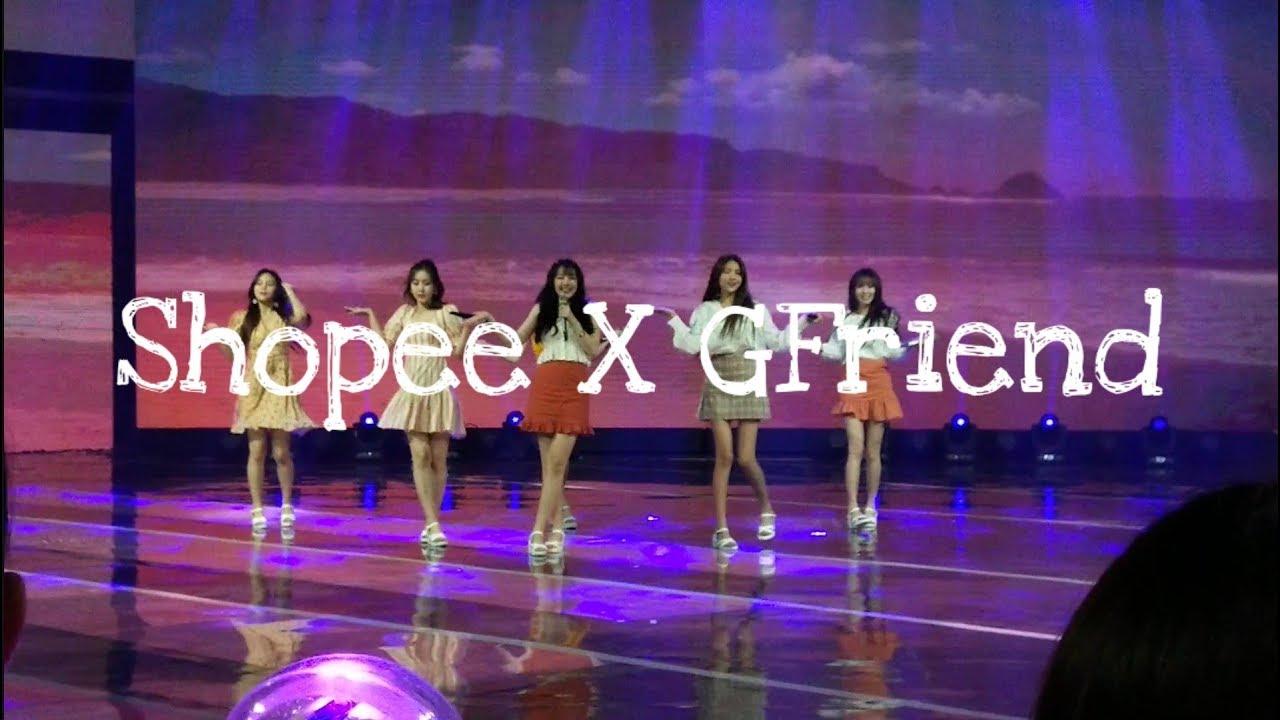GFriend - Vacation Live in Jakarta Fancam | Shopee X ...
