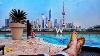 Ein Tag im heftigsten Luxus-Hotel von ganz Shanghai!
