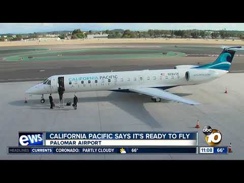 California Pacific says it's ready to fly