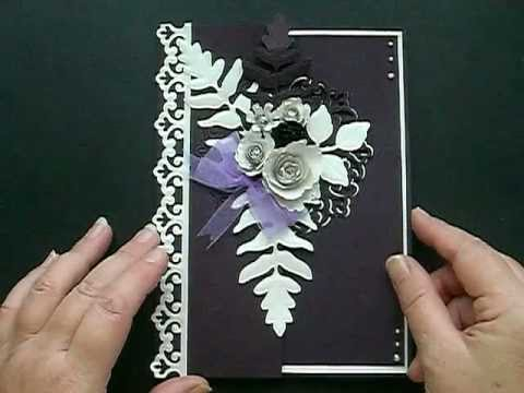 3 Cards Using Spellbinders Dies YouTube