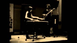 Yuhan Su, vibraphone and Publio Delgado, guitare - Jazz - Rencontre internationale de Vibraphone