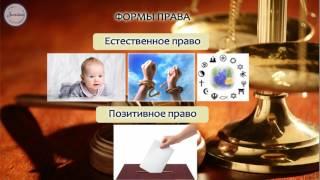 Обществознание 9 Право, его роль в жизни общества и государства