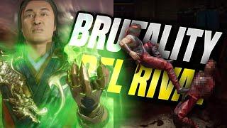 😎Le HAGO su BRUTALITY para ACABAR CON el - Mortal Kombat 11