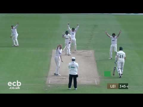 Leicestershire v Sussex - Specsavers County Championship - Day Three