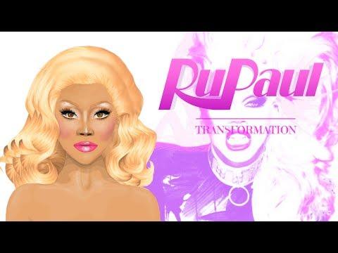 Stardoll Transformation - RuPaul