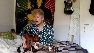 The 1975 - Chocolate (Acoustic Cover by Jonte)