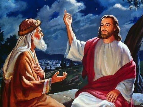 Resultado de imagem para Nicodemos e a samaritana