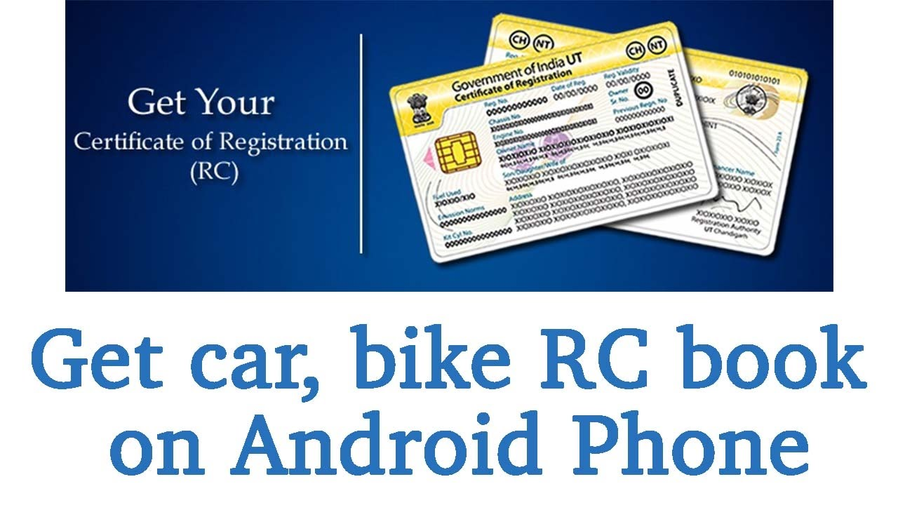 How To Get New Registration Card For Car