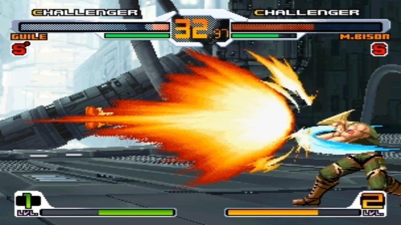 [TAS] Guile VS M. Bison (SvC Chaos)