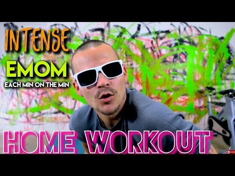 INTENSE FITNESS (EMOM) …home workout