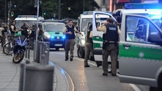 Many people were killed in a shooting spree after gunfire erupted at a shopping center in Munich, Germany. CNN's Barbara Starr reports.