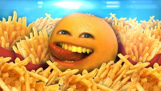 Repeat youtube video Annoying Orange - Fry-day (Rebecca Black Friday Parody)