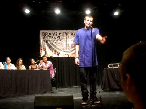 """""""Sign Language"""" by Isaac Lyons BNV 2009"""